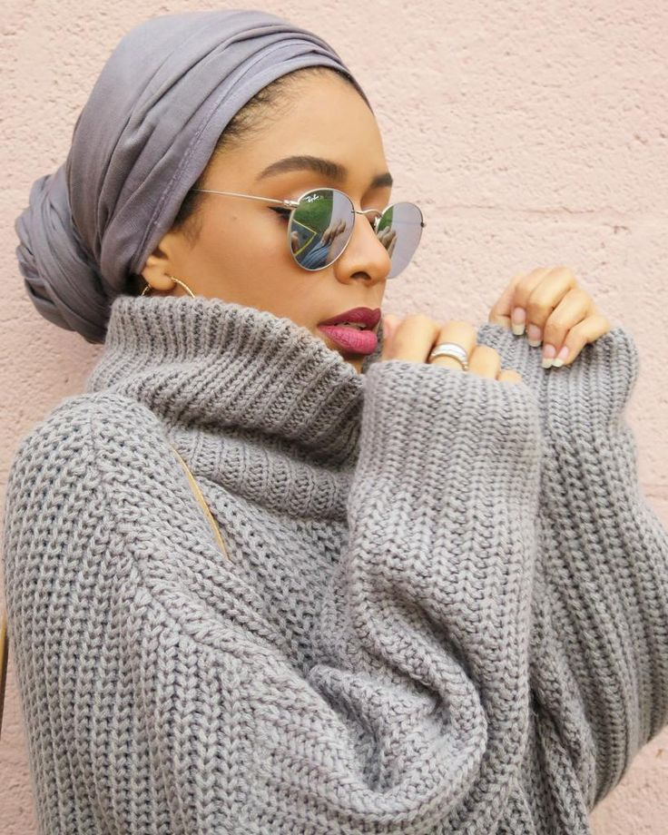 HH Spotted Club: Saufeeya 'Feeeeya' in the HH Essentials Maxi Modal Wr – Haute Hijab
