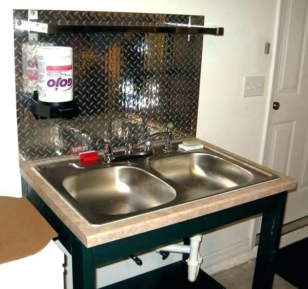 Garage Utility Sink Ideas Ecsac, Garage Sink Ideas