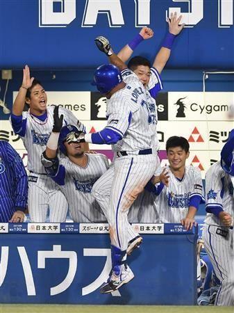 (セ・リーグ、DeNA7x-6広島=延長十回、19回戦、DeNA10勝9敗、23 - Yahoo!ニュース(サンケイスポーツ)