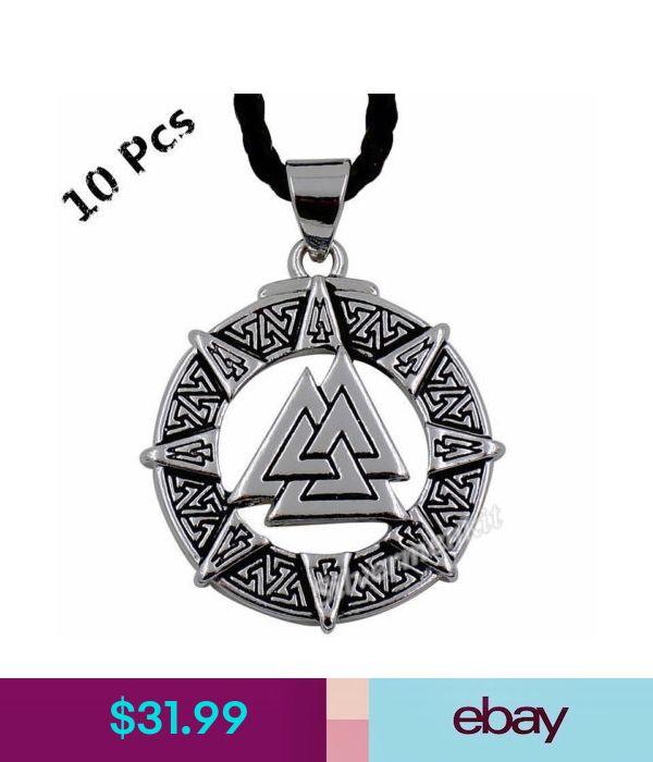 Silvermenkit Pendants Amp Charms Jewelry Amp Watches Odin