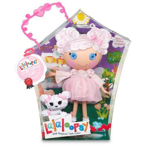New Full Size Doll Cloud E Sky Lalaloopsy