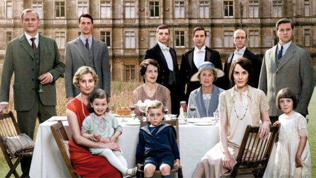 Books for Downton Abbey fans