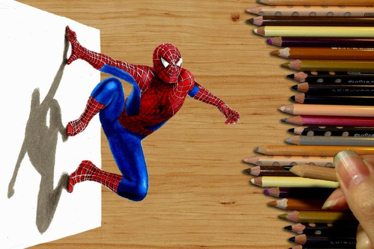 how to draw 3d pencil drawing