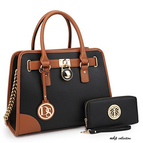 MKP Collection Fashion Woman Handbag and Wallet set~Beautiful Tote~Designer  Satchel~Fashion 198dab5abc