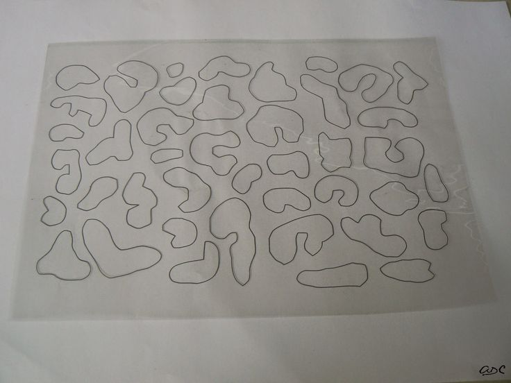 Art Decoration and Crafting: Πως έφτιαξα ένα στένσιλ