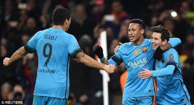 Nike Lionel Messi Fc Barcelona Authentic Third Night Rising Uefa