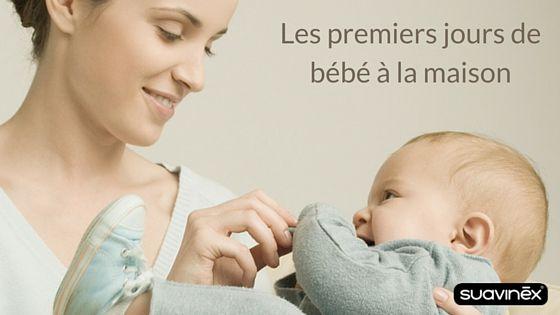Les premiers jours de bébé après le retour à la maison peuvent être de vrais montagnes russes...