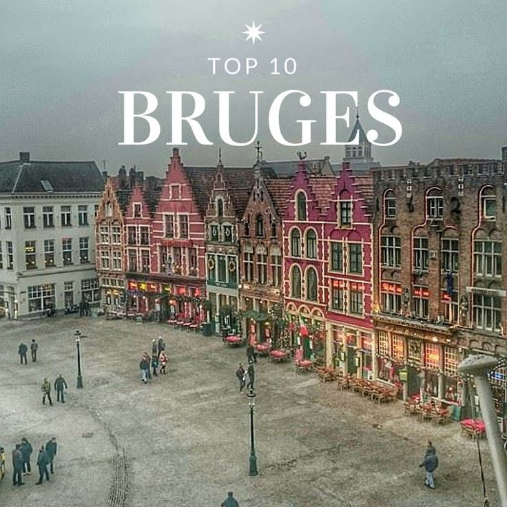 Our top 10 things to do in Bruges | Ladies what...travel