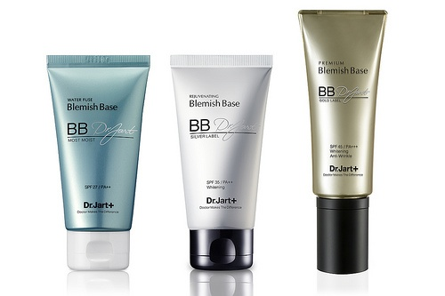 Dr. Jart BB cream - one to try for pale skin.