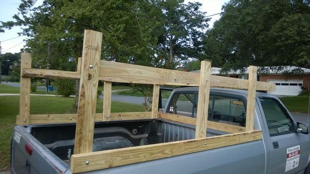 Picture of Attach Horizontal Rails