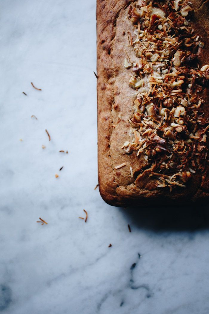This banana bread recipe is perfect for those with sensitivities. It's gluten free, low FODMAP, lactose free and dairy free.