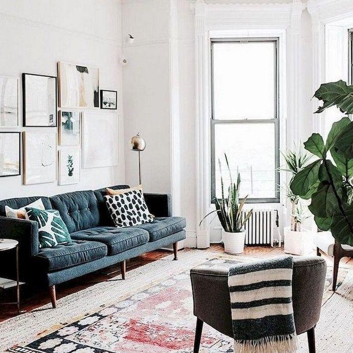 31 A Fair View Of Comfy Bohemian Living Room Decor Ideas Houseinspira Eclectic Living Room Living Room Scandinavian Living Room Decor Eclectic