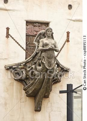 Image Detail for - Stock Photos of Statue from Front of Old Ship - Figurehead from the ...