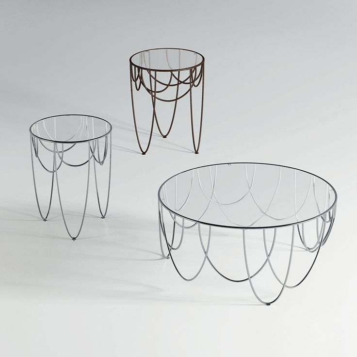 """""""Regarding to our article about the best side tables, now following contemporary and modern round centre tables to give your living room an extraordinary, luxury and individual touch through the greatest design furniture."""