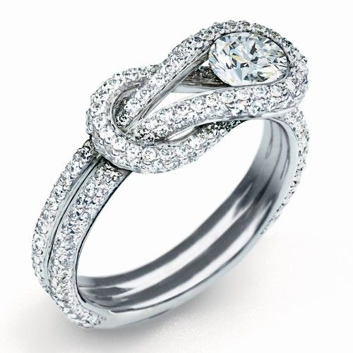 1000 ideas about love knot ring on pinterest knot rings