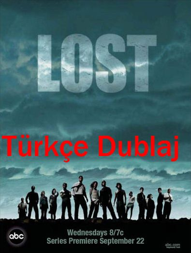 Lost 4.Sezon (DVDRip XviD) Türkçe Dublaj