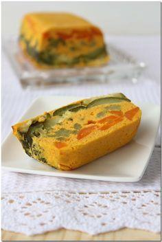 Pastel de verduras Arguiñano