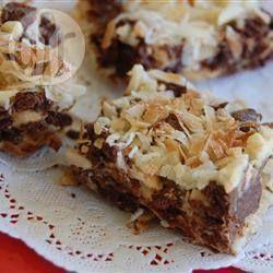 Gluten-Free Chocolate Nut Slice @ allrecipes.com.au