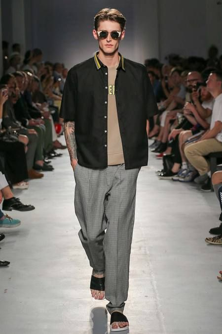 MSGM   Spring 2015 Menswear Collection   Style.com