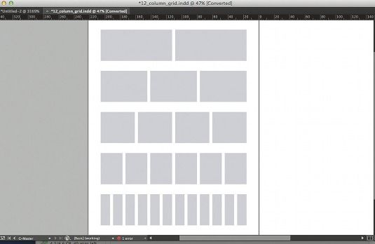 Mastering grids in InDesign CC | Graphic design | Creative Bloq