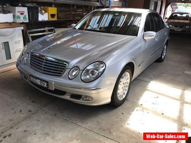 2003 Mercedes Benz E240 mercedesbenz eclass forsale