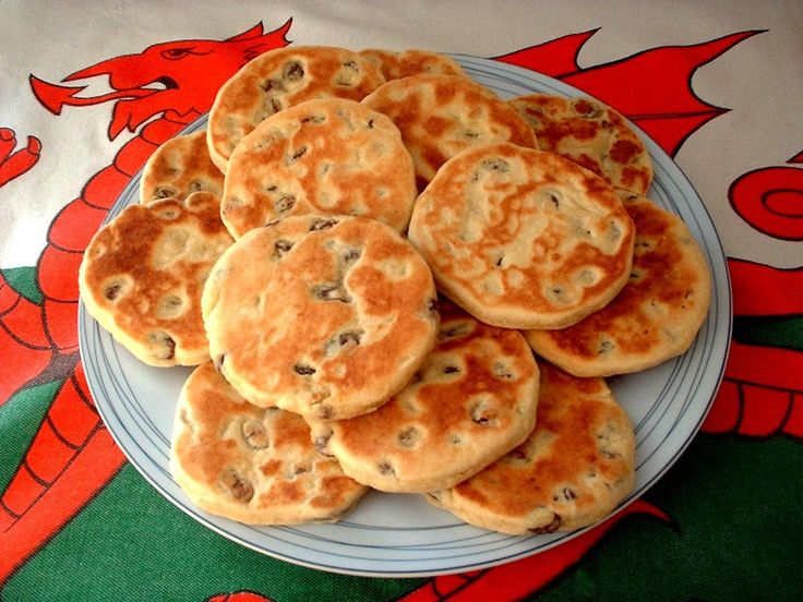 Rhys's Welsh Cakes _ Welsh cakes are traditional throughout Wales. They are very easy to make and delicious to eat. Here is Rhys's special recipe.