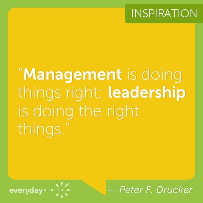 Are you a leader? There is a difference between being a manager and a leader!