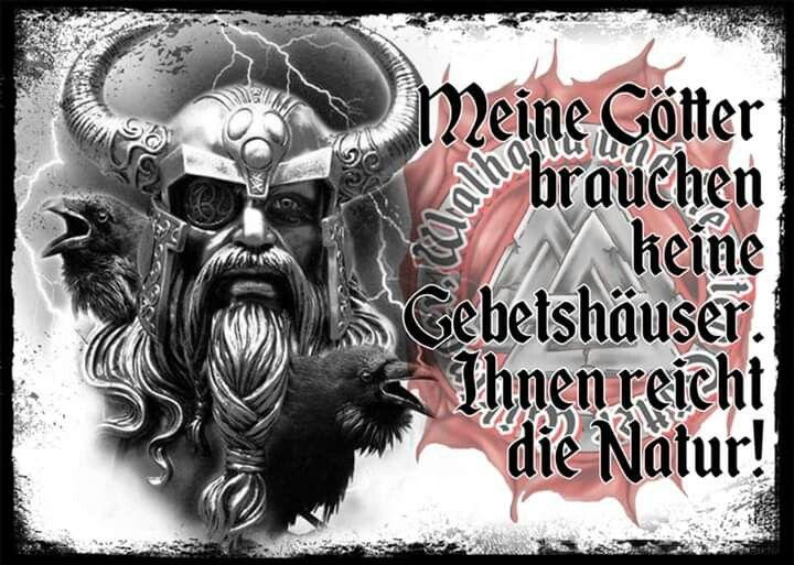Pin Von Odin S Light Auf Nordic Roots Wikinger Zitate Weisheiten Spruche Tiefsinnige Spruche