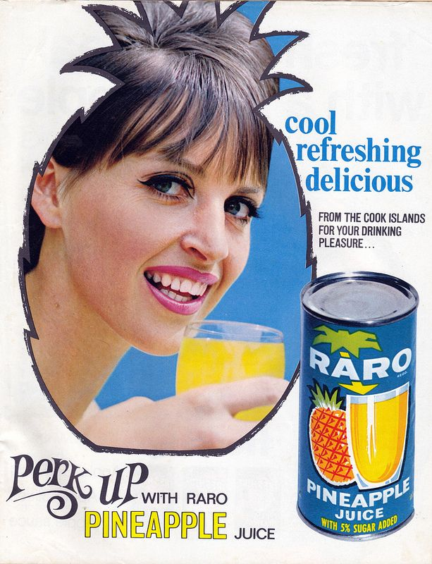 how to make raro drink
