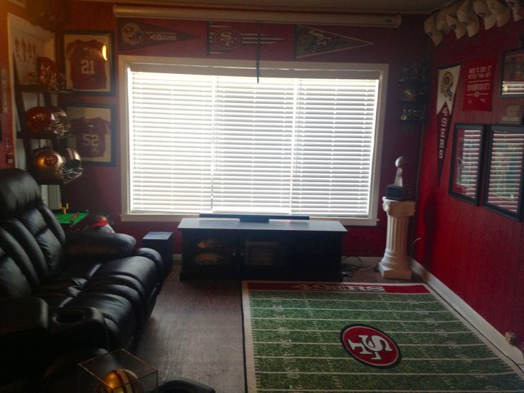 Im never going to finish with my 49ers room