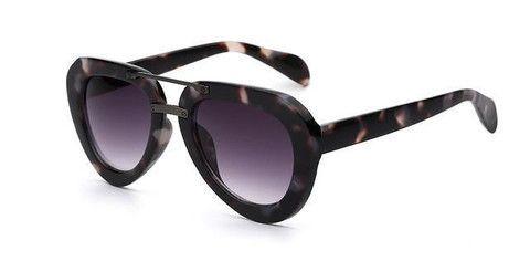 Wood Women Vintage Sunglasses