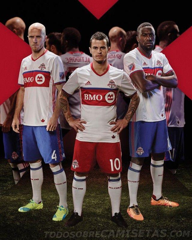 Toronto FC equipación 2016