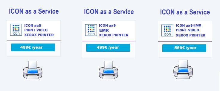 ICON aaS Subscriptions by Year