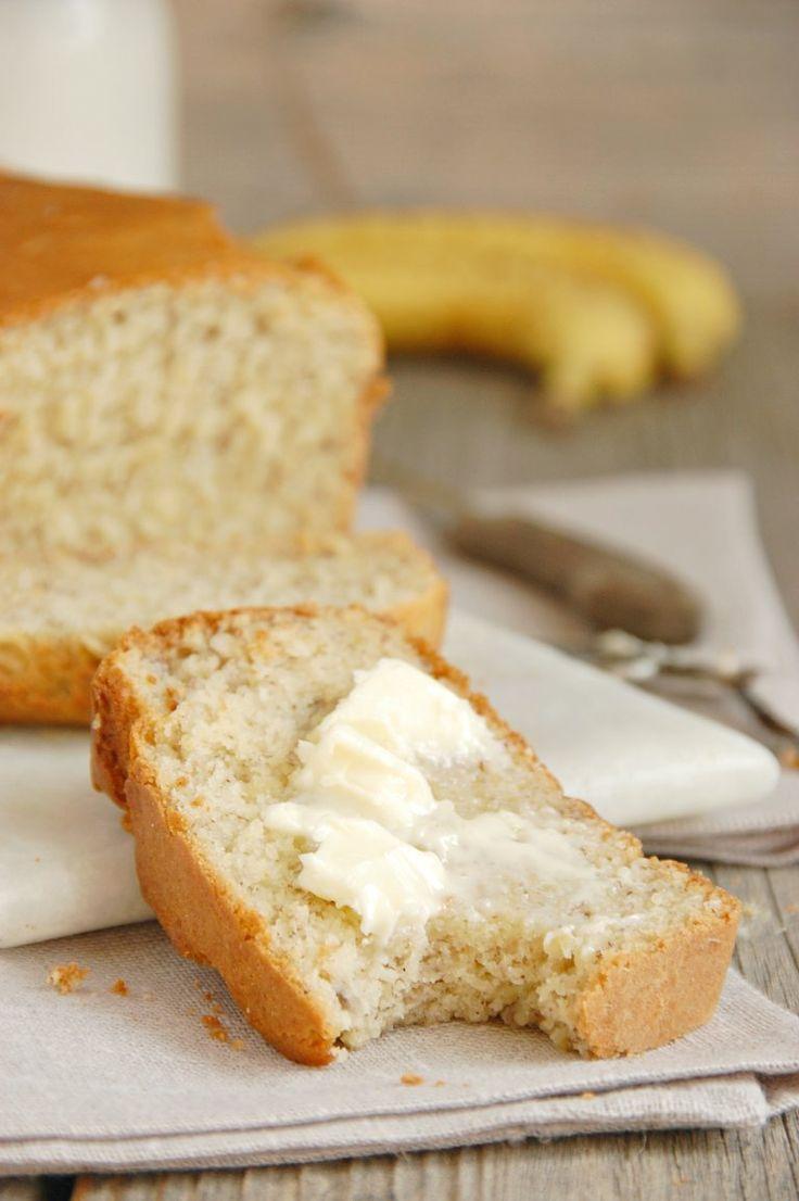 Easy Gluten-Free Banana Bread Recipe