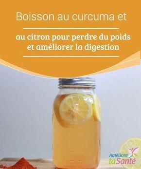 Boisson au #curcuma et au citron pour perdre du poids et améliorer la digestion Nous allons vous présenter une #boisson au curcuma et au citron, qui est devenue populaire grâce à ses #propriétés pour la santé et la perte de #poids. Découvrez comment la préparer!