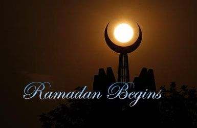 RAMADAN BEGINS SATURDAY JUNE 28, 2014 ENDS MONDAY JULY 28, 2014!!! Ramadan (also known as Ramadhan or Ramzan) is the ninth month in the Islamic calendar. It is a period of prayer, fasting, charity-giving and self-accountability for Muslims in the United States. The first verses of the Koran (Qu'ran) were revealed to the Prophet Muhammad (also written as Mohammad or Muhammed) during the last third of Ramadan, making this an especially holy period. Ramadan lanterns are popular during the month…