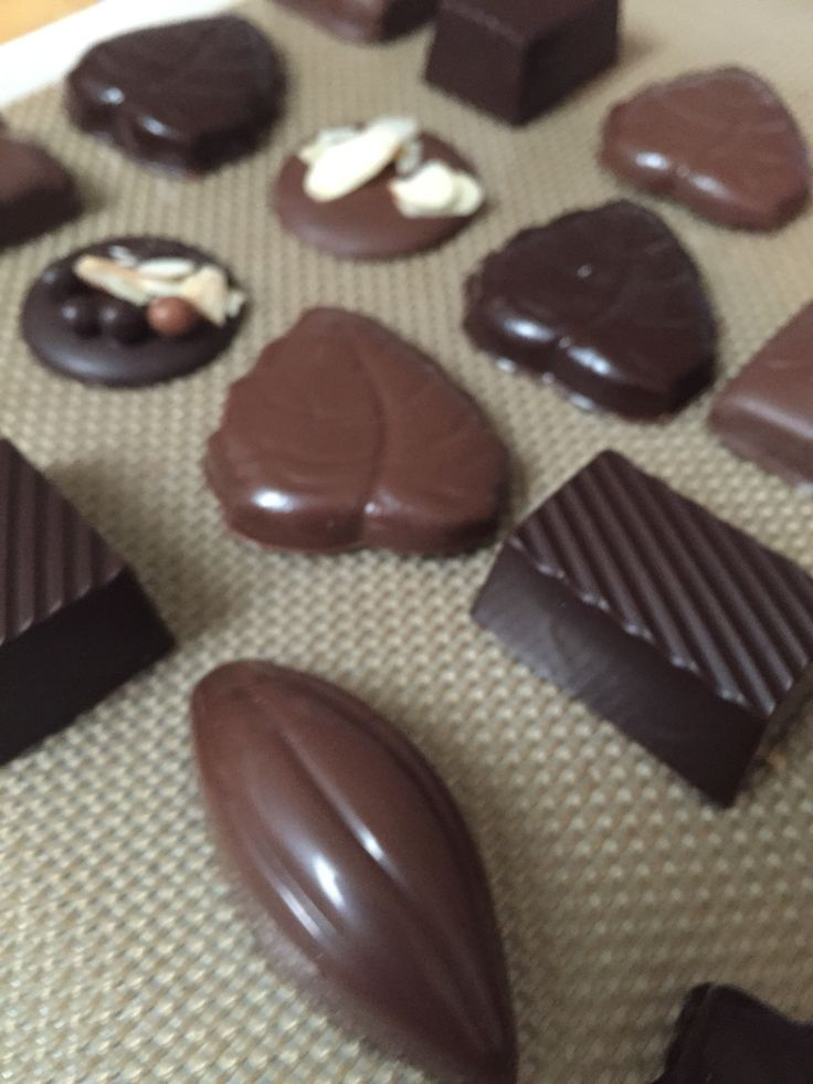 More chocolates..