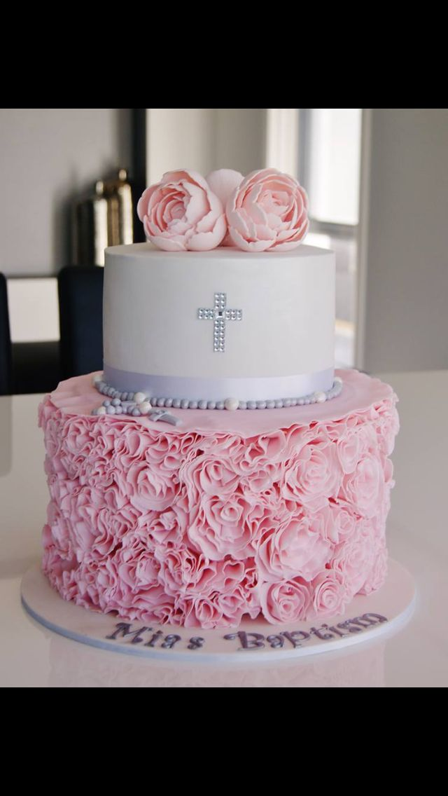 .Christening Cake