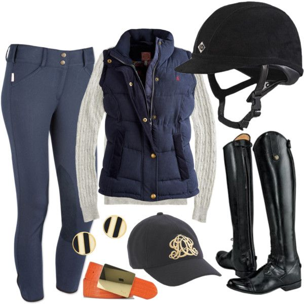 WEF: Schooling then Lunch?, created by rider-chic on Polyvore