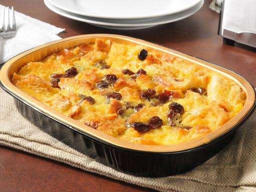 Easy Bread Pudding Recipe on Yummly