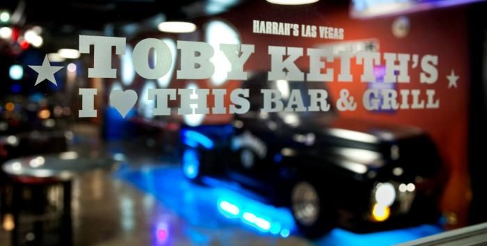 Toby Keith's I Love This Bar & Grill Las Vegas | Harrah's -- Combines down-home Southern favorites and live country music – a place that's sure to put a big smile on your face.