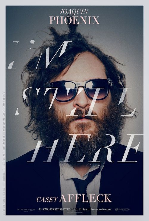 should i see this movie or not? it could be good, but it could also be totally worthless.. I'm still here movie poster.