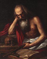 30 de septiembre: 'San Jerónimo penitente', doctor de la Igleisa Católica.