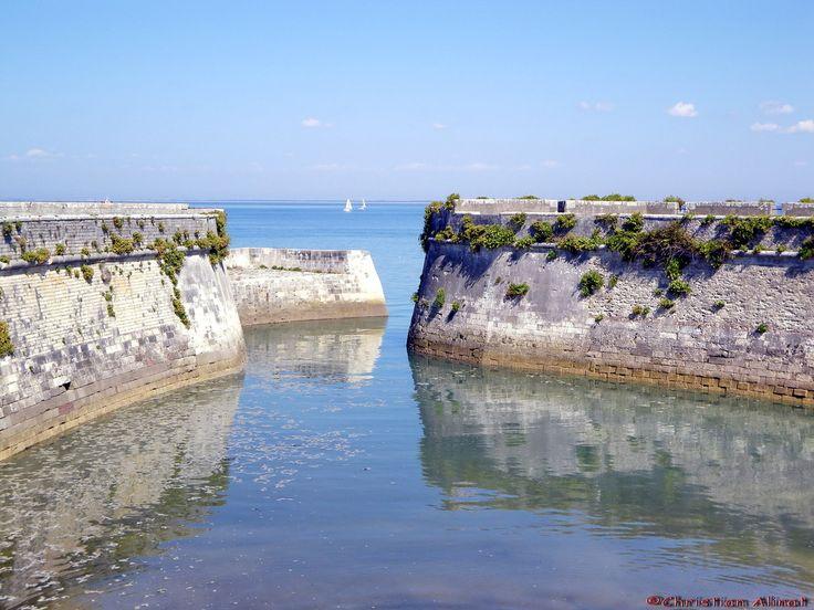 Fortifications Vauban aux abords de St Martin de Ré