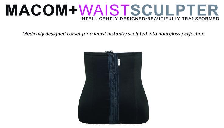 MACOM Waist Sculpter instantly transforms the waist, like magic!