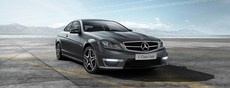 2012 Mercedes Benz C-Class Coupe AMG