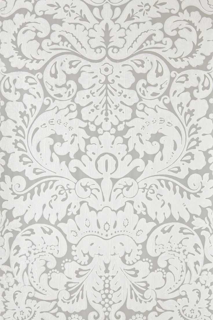 Silvergate BP 852 | Wallpaper Patterns | Farrow & Ball