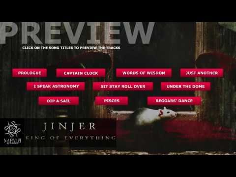 DAY ON A SCREEN: JINJER - KING OF EVERYTHING (Preview)