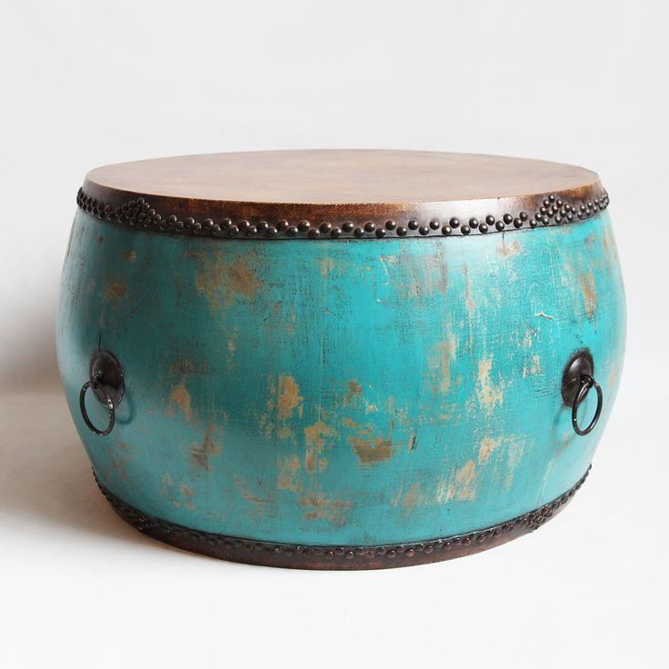 Best 25 Drum Coffee Table Ideas On Pinterest: 17 Best Ideas About Drum Coffee Table On Pinterest
