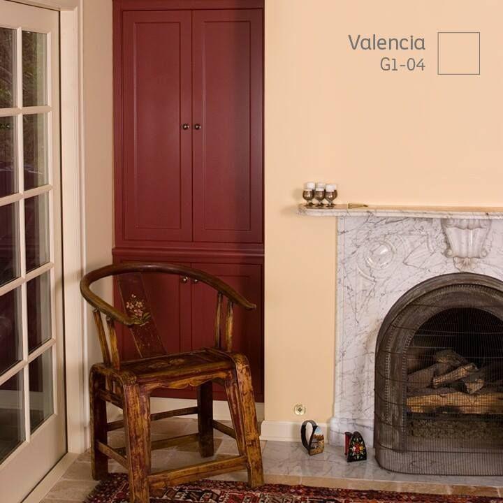 Si te gustan los ambientes r sticos y cuentas con la for Colores rusticos para interiores